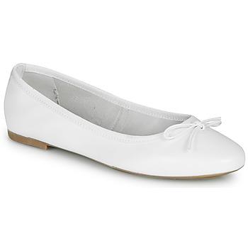 Obuća Žene  Balerinke i Mary Jane cipele André PIETRA Bijela