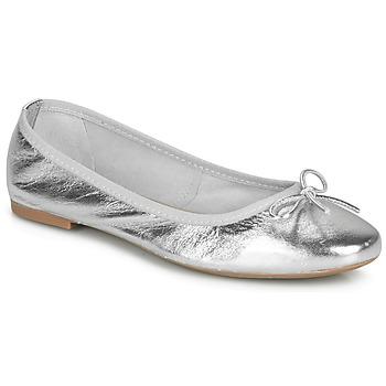 Obuća Žene  Balerinke i Mary Jane cipele André PIETRA Srebrna