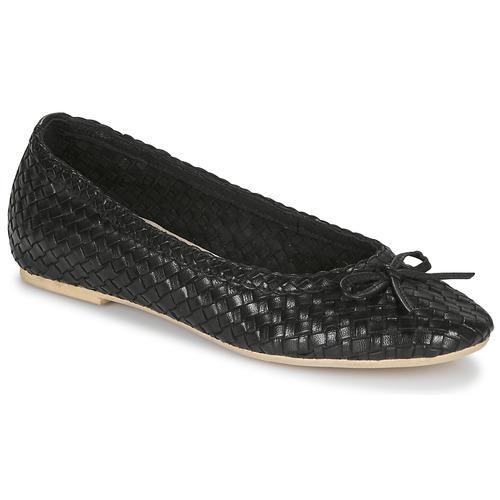 Obuća Žene  Balerinke i Mary Jane cipele André BERNY Crna