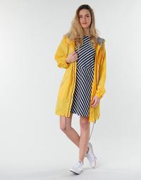 Odjeća Žene  Parke Petit Bateau SHINE Žuta