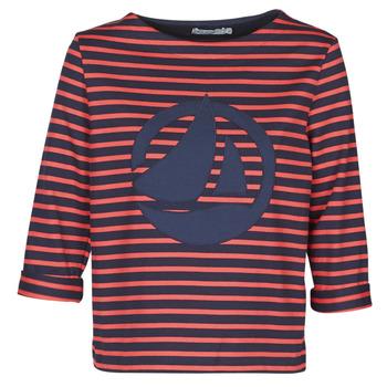 Odjeća Žene  Topovi i bluze Petit Bateau  Red