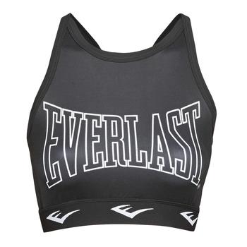 Odjeća Žene  Sportski grudnjaci Everlast DURAN Crna / Bijela