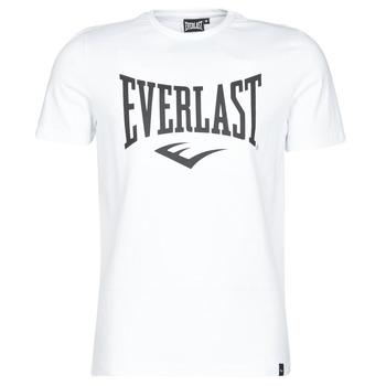 Odjeća Muškarci  Majice kratkih rukava Everlast EVL LOUIS SS TS Bijela