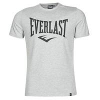 Odjeća Muškarci  Majice kratkih rukava Everlast EVL LOUIS SS TS Siva