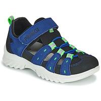 Obuća Djeca Sportske sandale Primigi 5371822 Blue / Crna
