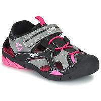 Obuća Djevojčica Sportske sandale Primigi 5460011 Crna / Ružičasta