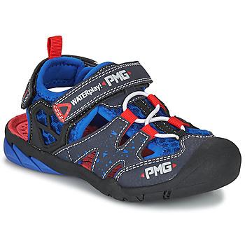 Obuća Dječak  Sportske sandale Primigi 5460111 Blue / Red