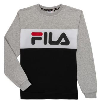 Odjeća Djeca Sportske majice Fila FLORE Siva / Crna