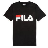 Odjeća Djeca Majice kratkih rukava Fila FREDERIK Crna