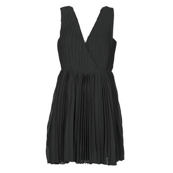 Odjeća Žene  Kratke haljine Moony Mood MINIZIA Crna