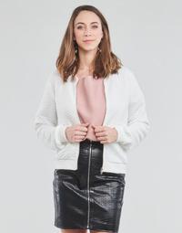 Odjeća Žene  Sportske majice Moony Mood CHUCK Bijela