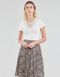 Odjeća Žene  Topovi i bluze Moony Mood DURINO Bijela