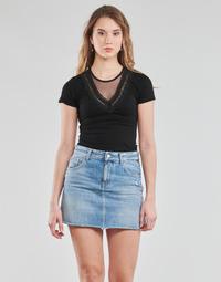 Odjeća Žene  Topovi i bluze Moony Mood DALINA Crna