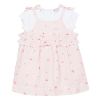 Odjeća Djevojčica Kratke haljine Lili Gaufrette NAZETTE Ružičasta