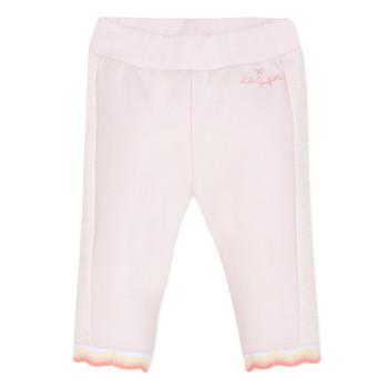Odjeća Djevojčica Hlače s pet džepova Lili Gaufrette DIM. Ružičasta