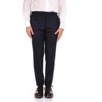 Odjeća Muškarci  Hlače od odijela Incotex 1AT091 1721T Blue