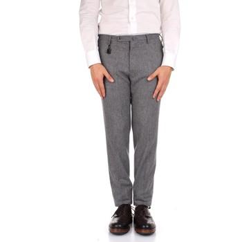 Odjeća Muškarci  Hlače od odijela Incotex 1AT091 1721T Grey