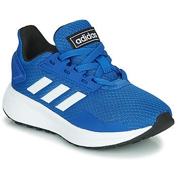 Obuća Djeca Niske tenisice adidas Originals DURAMO 9 K Blue