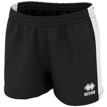 Odjeća Žene  Bermude i kratke hlače Errea Short femme  carys 3.0 noir/blanc