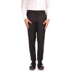 Odjeća Muškarci  Hlače od odijela Incotex 1AT030 1010T Brown