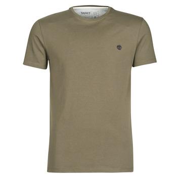 Odjeća Muškarci  Majice kratkih rukava Timberland SS DUNSTAN RIVER CREW TEE Kaki