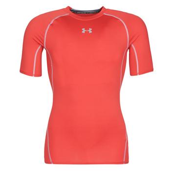 Odjeća Muškarci  Majice kratkih rukava Under Armour UA HEATGEAR ARMOUR Red
