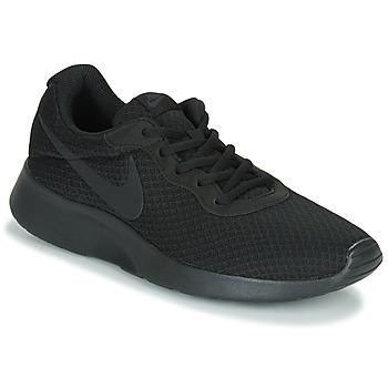 Obuća Muškarci  Niske tenisice Nike TANJUN Crna