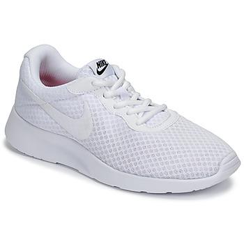Obuća Žene  Niske tenisice Nike TANJUN Bijela