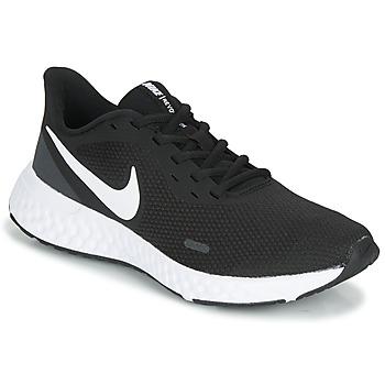 Obuća Žene  Multisport Nike REVOLUTION 5 Crna / Bijela