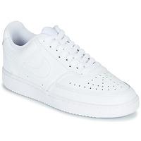 Obuća Žene  Niske tenisice Nike COURT VISION LOW Bijela