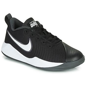 Obuća Djeca Multisport Nike TEAM HUSTLE QUICK 2 GS Crna / Bijela