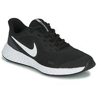 Obuća Djeca Multisport Nike REVOLUTION 5 GS Crna / Bijela