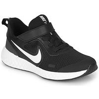 Obuća Djeca Multisport Nike REVOLUTION 5 PS Crna / Bijela