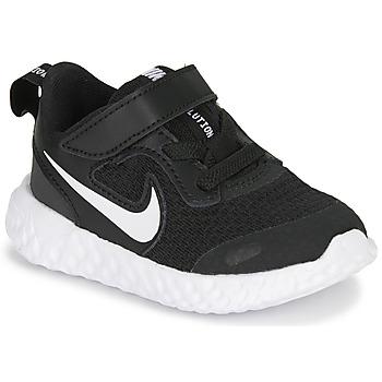 Obuća Djeca Multisport Nike REVOLUTION 5 TD Crna / Bijela