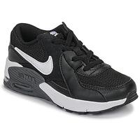 Obuća Djeca Niske tenisice Nike AIR MAX EXCEE PS Crna / Bijela