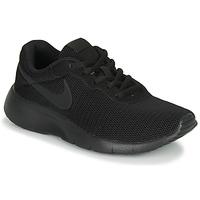 Obuća Djeca Niske tenisice Nike TANJUN GS Crna
