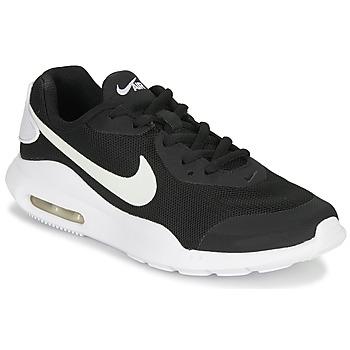 Obuća Djeca Niske tenisice Nike AIR MAX OKETO GS Crna / Bijela