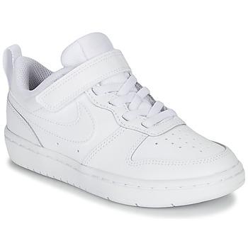 Obuća Djeca Niske tenisice Nike COURT BOROUGH LOW 2 PS Bijela