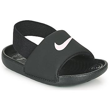Obuća Djeca Sportske natikače Nike KAWA TD Crna