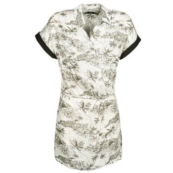 Odjeća Žene  Kratke haljine Volcom VACAY ME SS DRESS Bijela