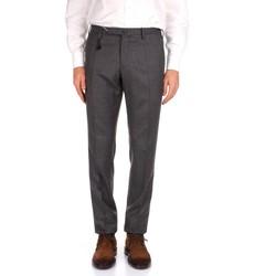 Odjeća Muškarci  Hlače od odijela Incotex 1AT030 1394T Grey