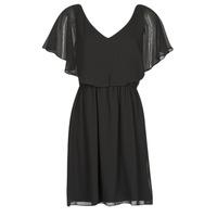 Odjeća Žene  Kratke haljine Naf Naf LAZALE Crna