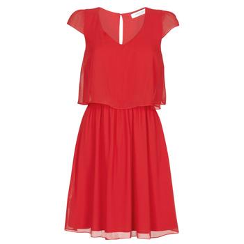 Odjeća Žene  Kratke haljine Naf Naf NEW JOEY Red