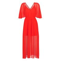 Odjeća Žene  Duge haljine Naf Naf CAMILLE R1 Red