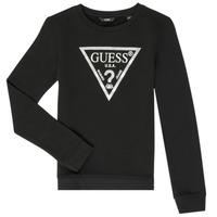 Odjeća Djevojčica Sportske majice Guess GABOR Crna