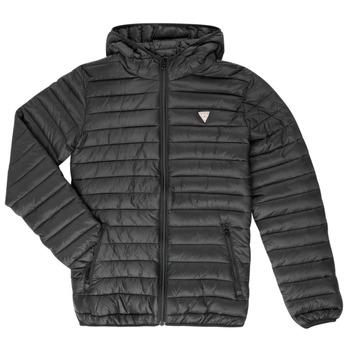 Odjeća Djeca Pernate jakne Guess HILARY Crna