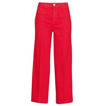 Odjeća Žene  Bootcut traperice Tommy Hilfiger BELL BOTTOM HW CCLR Red