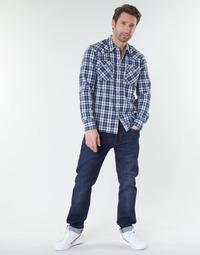 Odjeća Muškarci  Traperice ravnog kroja Levi's 502™ TAPER Biologia / Adv