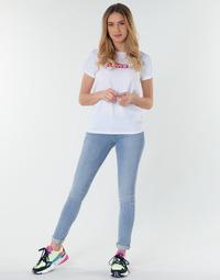 Odjeća Žene  Skinny traperice Levi's 711 SKINNY To / The / Wire