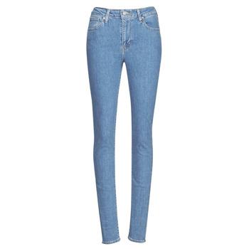 Odjeća Žene  Skinny traperice Levi's 721 HIGH RISE SKINNY Los / Angeles / Rocks